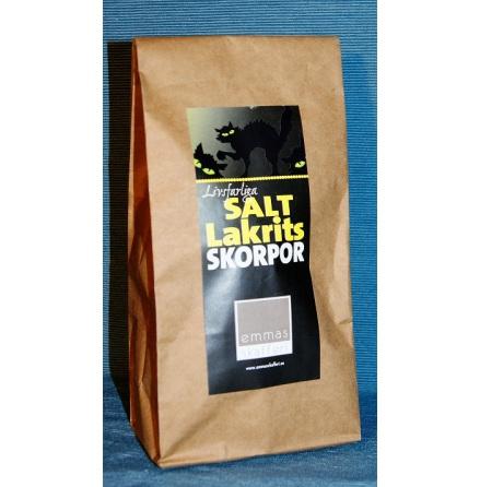 Saltlakritsskorpor