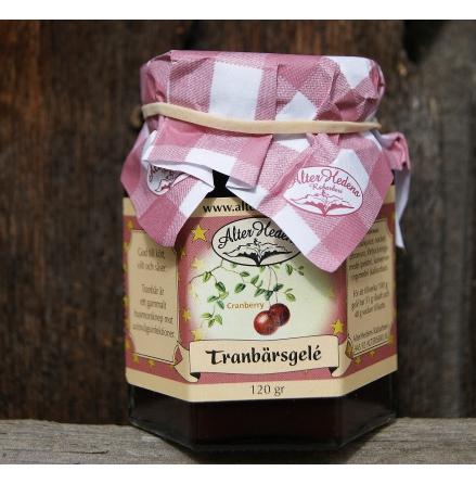 Tranbärsgelé